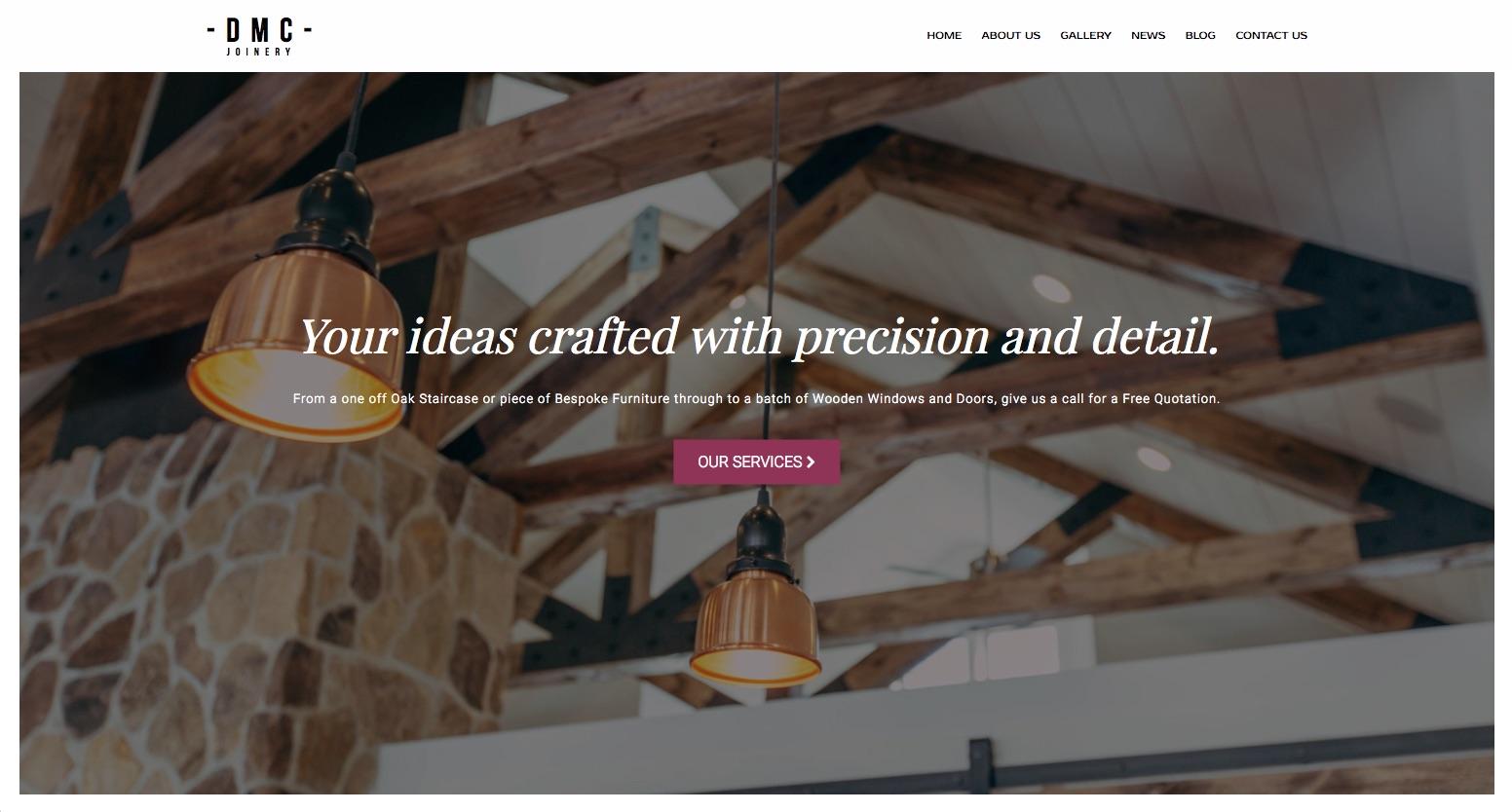 Website builder Template
